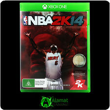NBA 2K14 (xbox one) Very Good + Complete + Basketball
