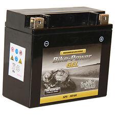 Intact Bike-Power Gel12-20L-BS Motorradbatterie 12V/18Ah 82000/YTX20L-BS