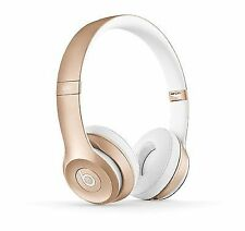 NEW Sealed Beats Dr.Dre Solo2 Wireless Headband Headphone Special Edition Gold