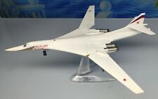 WLTK 1/200 Russian TU-160 Strategic Bomber Diecast Model
