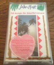 """John Holt """"16 Songs For Soulful Lovers""""  NEW & SEALED Tape Cassette"""
