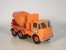 MATCHBOX Kingsize k-13a ERF CONCRETE TRUCK betoniere Readymix #6070