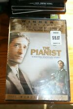 THE PIANIST - DVD - NEW AND SEALED!!!
