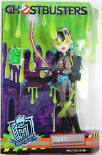 Monster High ~ GHOSTBUSTERS FRANKIE STEIN DOLL ~ 2016 SDCC Exclusive ~ Mattel
