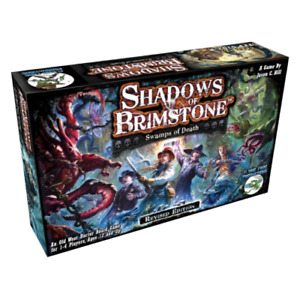 Shadows Of Brimstone Swamps Of Death Revised Edition