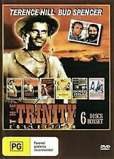 TRINITY COLLECTION DVD - BUD SPENCER TERENCE HILL BRAND NEW SEALED