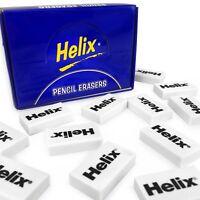 Helix – Matita Gomme Gomme – Piccolo– Bianco– Display Confezione 40