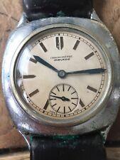 Chronometre Movado vintage