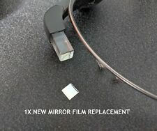 Google Glass Foil Repair x4 CHEAPEST WORKING FIX Bubble Foil Mirror Glass