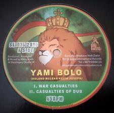 "REGGAE 10"" SLI014 LITTLE YAMI BOLO/KEETY ROOTS - War Casualties - Vinyl (10"")"