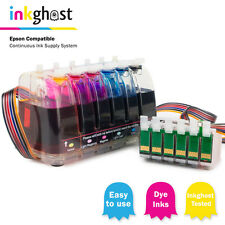 ciss Epson compatible ARTISAN 730 & ARTISAN 837 Continuous Supply 82n Cartridges