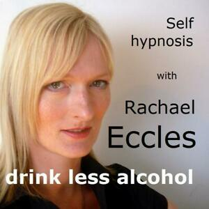 Drink Less Alcohol: Reduce Alcohol Intake Drinking Less Hypnotherapy Hypnosis CD