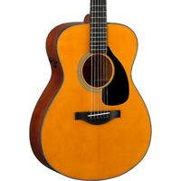 Yamaha FSX3 Red Label Concert Acoustic-Electric Guitar Matte 194744308994