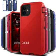 For Apple iPhone 12 Mini 12 11 Pro Max Shockproof Protective Rugged Case Cover