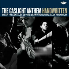 The Gaslight Anthem – Handwritten [New & Sealed] CD