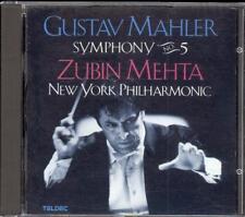 MAHLER - Symphony 5 - Zubin MEHTA / New York Philharmonic - Teldec
