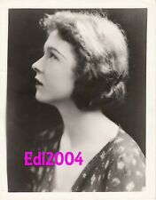 JOSEPHINE HUTCHINSON Vintage Original Photo Le Gallienne Production by CHIDNOFF