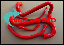 For FORD radiator red Silicone heater hose AU FALCON 4.9L V8 INC XR8 1998-2002