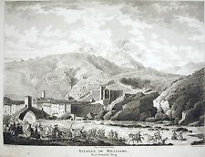 Bataille de Milllesimo 1796 Italie Italia Napoléon Bonaparte c1815 Carle Vernet