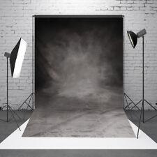 5x10FT Large Retro Grey Black Wall Studio Photo Photography Backdrop Background