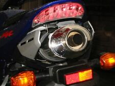 Honda CBR600RR 03-04 Titanium Oval Motorbike Exhausts