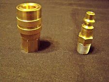 Air Coupler Female Quick Connect  Male Plug Tool New Fast Change Air Tools New