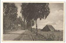 Germany, Luneburg Barn By Road 1917 Feldpost, Bahnpost - Railway Franking