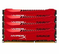 4GB 8GB 16GB PC4-19200 DDR4 2400MHz para Kingston HyperX Savage Desktop RAM ES