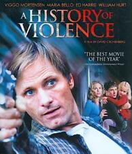 A HISTORY OF VIOLENCE NEW BLU-RAY