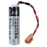 ER6V 2400mAh TOSHIBA PLC Battery for Mitsubishi M64 System Compiler 3.6V