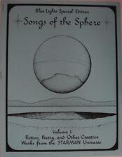 "Starman Fanzine ""Songs of the Sphere #1"" GEN"