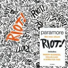 Paramore : Riot CD (2007)