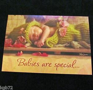 Leanin Tree New Baby Greeting Card Multi Color R116