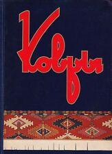 1952 Художественные ковры СССР Каталог РАЗНОЭКСПОРТ Art Carpets of USSR CATALOG