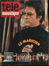 +TELE MOUSTIQUE 2586/75 THE MAGICIAN BILL BIXBY SARAH SANDERS EDITH SCOB KINKS