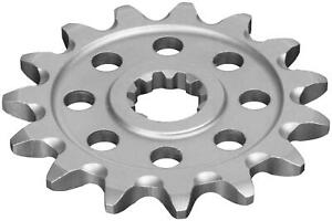 Pro-X 07.FS63009-14 Grooved Ultralight Front Sprocket - 14T (Natural)