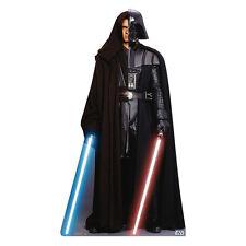 ANAKIN SYKWALKER DARTH VADER Star Wars Lifesize CARDBOARD CUTOUT Standup Standee