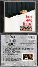 TORCH SONG TRILOGY  Bancroft,Broderick (CD BOF/OST)Holiday,Haden,Evans 1989 NEUF