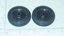 Tonka Pair Small Tires Replacement Toy Parts TKP-103
