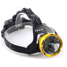 High Bright 8W 1600lm Led Headlight Headlamp Head Flashlight Lantern Lamp torch