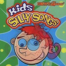 Drew's Famous Kids Silly Songs by Drew's Famous (CD, Oct-2004, Turn Up the Mu...