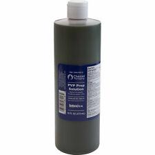 PVP Povidone Betadine Iodine Prep Solution PINT 16 oz.