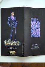 Livret publicitaire pour le Tome 1 de Wisher-COLLECTOR!