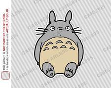 Ghibli Totoro Car Truck SUV Vinyl Bumper Sticker