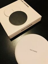 Wireless Cell Phone Charger Qi Charging Pad Dock - Fast Charge
