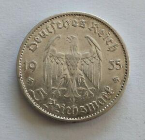 5 Reichsmark 1935 G - KM#83