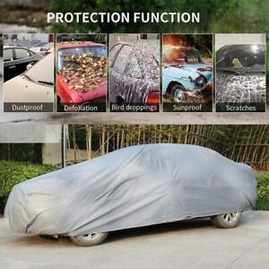 Car Full Cover Waterproof UV Sun Snow Dust Rain Resistant Storage Protection