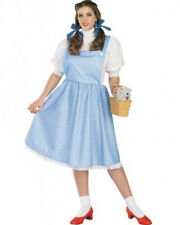 Wizard Of Oz Dorothy Deluxe Plus Size Womens Costume Size PLUS