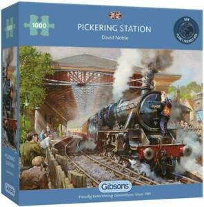 Gibson Pickering Station Jigsaw Puzzle 1000 Pieces (G6284)