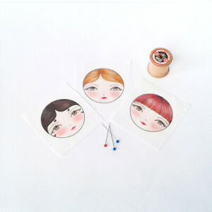 Cloth Doll Faces / Doll Making Fabric